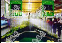 超市专用加湿器现场安装实例4