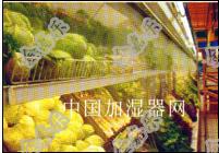 超市专用加湿器现场安装实例11