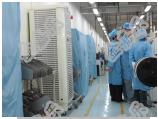 电子厂用加湿器JJL-002A现场使用实例2